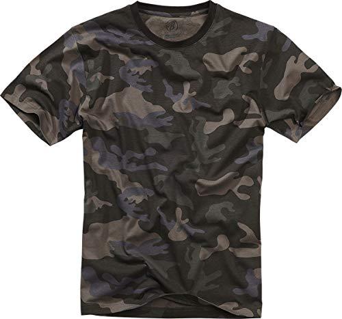 Brandit T-Shirt, Darkcamo 5XL