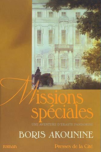 Missions spéciales par Boris Akounine