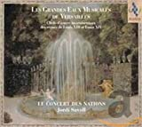 Grandes Eaux Musicales de Jordi Savall
