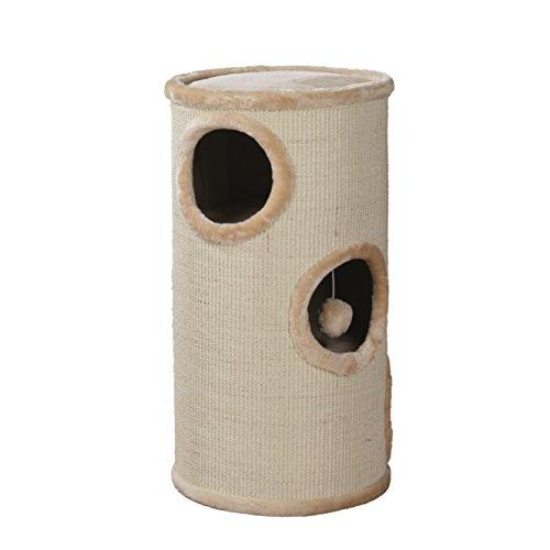 Produktabbildung von Trixie 4330 Cat Tower, ø 36 cm/70 cm, beige