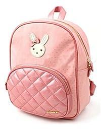 Preisvergleich für GWELL Lovely Bunny Babyrucksack Kindergartenrucksack Schultasche Kleinkind Kinder Mädchen