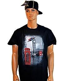 Dc Comics WB TM Officiel Superman T-Shirts, Men Urbain Rue Marvel Youth Tees