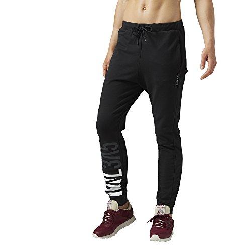Reebok - EL TS TRICOT Pantaloni lunghi - Donna - Nero (Nero) - XS