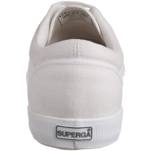 Superga 1705 Cotu s0001r0, Baskets mode homme blanc (Bianco-900)