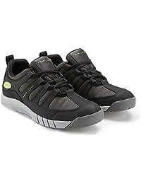 2018 Henri Lloyd Deck Grip Profile II Deck Shoes in Black YF600001 Boot/Shoe Size UK - UK Size 3