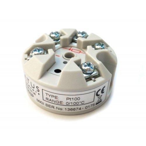 Sem203p 4à 20mA en tête transmetteur de température pour PT100capteurs