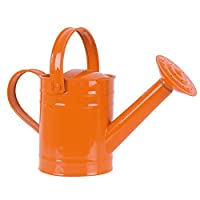 Twigz Childrens Gardening Tools 0805 Watering Can (Orange) by Twigz