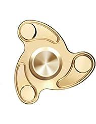 LANDFOX Hand Spinner Toy Reductor de estrés EDC Focus Toy alivia la ansiedad del TDAH