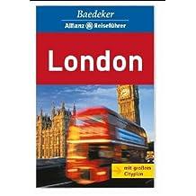 Baedeker London (Marco Polo German Travel Guides)