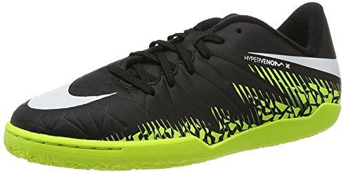 Nike Jungen 749920-017 Fußballschuhe, Schwarz (Black/White-Volt-Paramount Blue), 33 EU