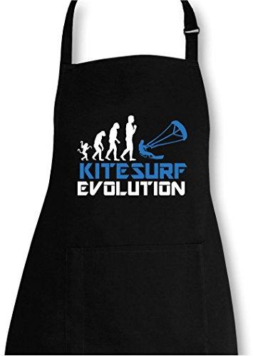 EZYshirt® Kitesurf Evolution Grillschürze
