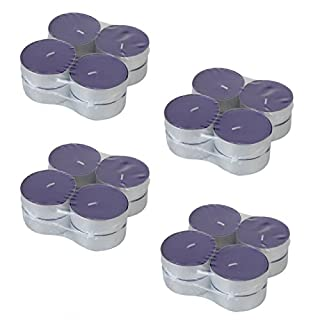 AiO-S - OK XXL Teelichter Maxi 32 Stk Duftkerzen Sommerkerzen Windlichter Laternenlicht Kerzen