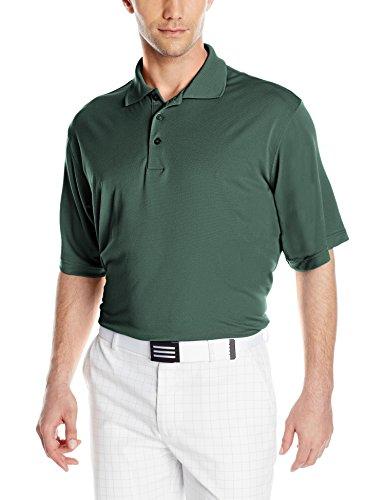 Antigua Herren Pique Xtra-lite Desert Dry Polo Shirt XXL Kiefer dunkel -