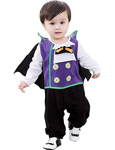 Vampire Boy Kostüm - FANCYINN Infant Boys Vampire Halloween