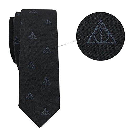 Corbata Harry Potter® Official micro fibra por Cinereplicas®