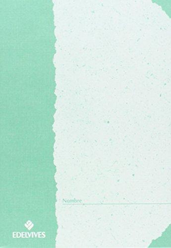 Edelvives - Cuaderno Nº 45, 32 Hojas, (surtido: colores aleatorios)