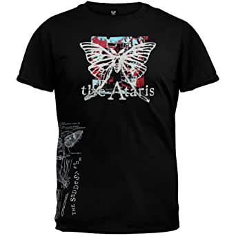Ataris - Mens Moth T-shirt - Large Black