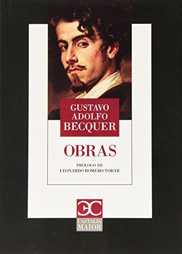 Obras (MAIOR CASTALIA) por Gustavo Adolfo Bécquer