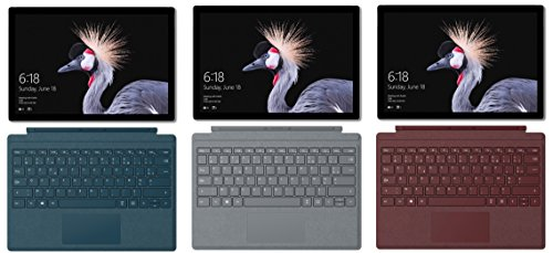 Microsoft surface area Pro 3124 cm 123 Zoll Notebook Intel central i5 der 7 Gen 8 GB RAM 256 GB SSD Windows 10 pro neues Modell 2017 Tablet PCs