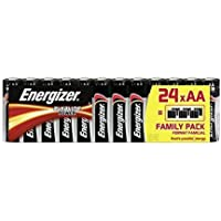 Energizer Alkaline Power AA Batteries, 24 Pack