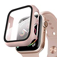 Microsonic 23154 Apple Watch Series 2 42mm Kılıf Matte Premium Slim WatchBand Rose Gold