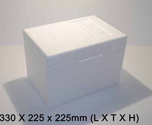 Styroporkisten / Styroporbox / Thermobox 330 x 225 x 225mm
