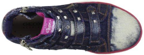 Geox J Y.SPLINTER GIRL A J3281A000LFC4001 Mädchen Sneaker Blau (Jeans)