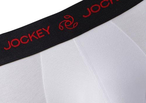 Jockey® Herren, 3D-Innovations® Brief, 22152419 Weiß
