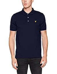 Lyle and Scott Mens Polo Shirt - Cotton
