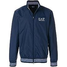 new styles b2a8e a39ff Amazon.it: giubbotto armani uomo ea7 - Blu