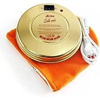 """Preisvergleich für """"Ardes"""" elektrische Wärmflasche SOLE MIO - kuschelige Wärme aus Italien - 3 Minuten laden für 3 Stunden Wärme"""