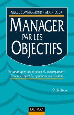 Manager par les objectifs
