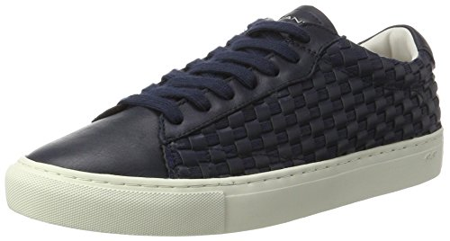Gant Mens Bryant Low-top Blue (navy)