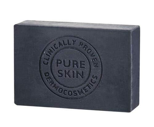 Pure Skin Charcoal Detox Soap 100% Natural for skin's Optimal PH