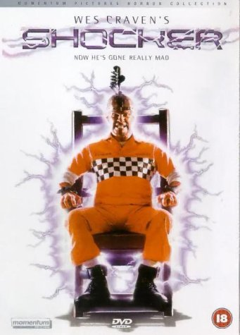 Shocker [DVD] by Michael Murphy