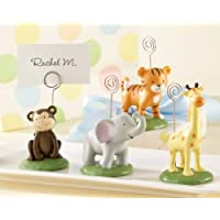 Born To Be Wild Animal Place Card/Photo Holders (Set of Four Assorted) by FashionCraft preisvergleich bei billige-tabletten.eu