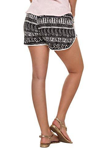 Hailys Damen Shorts Sh V Tr Sina Black/Stripes