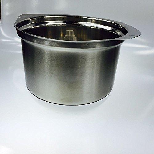 Braun Edelstahlrührschüssel 3210 K1000,K3000,K850,K950