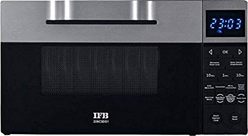 IFB Convection Microwave 25BCSDD1 Black