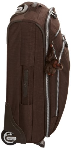 Kipling - Youri 55 - 31.0 litres- Trolley Expresso Brown