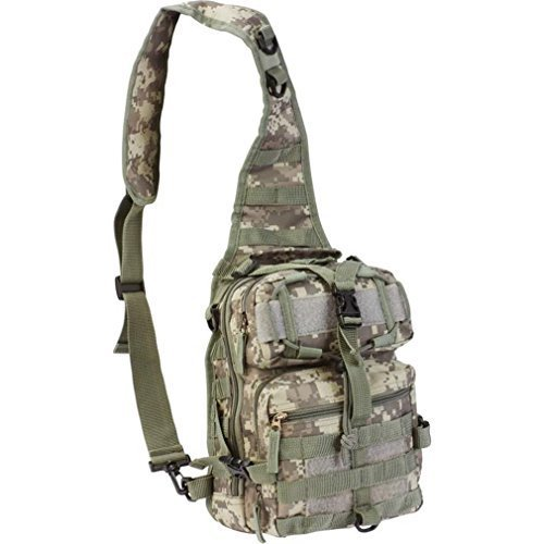 11in Dig Camo Sling Backpack - Style LUBPADCS by Extreme Pak&Trade; (Sling Pak Extreme)