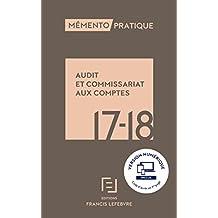 MEMENTO AUDIT ET COMMISSARIAT AUX COMPTES 2017-2018