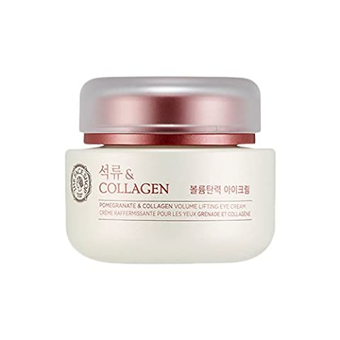 The Face Shop - Pomegranate & Collagen Volume Lifting Eye