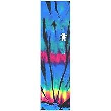 Lija Antideslizante Para Skate Grizzly Tie-Dye Cutout Azul Tie-Die (Default , Azul)