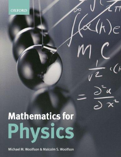 Mathematics for Physics por Michael M. Woolfson