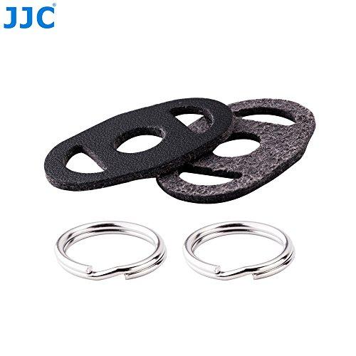 jjc-ns-oa1-neck-strap-accessory-camera-strap-round-leather-lug-ring-cover-set-for-fujifilm-x70-x-e2s