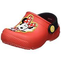 Crocs Girls Fun Lab Minnie Clog Kids