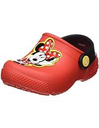Crocs Funlab Minnie Clog, Zuecos para Niñas