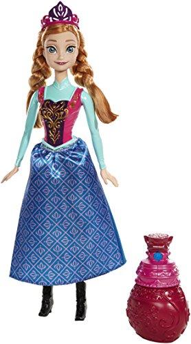 La Reine des Neiges - BDK32 - Poupée Mannequin - Princesse Anna Couleur Royale - Frozen
