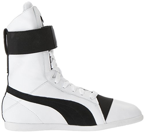 Puma Eskiva NEW Hi Wn's Cuir Baskets Puma White-Puma White